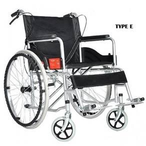 Wheelchair kerusi roda ringan baru