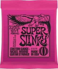Ernie Ball 2223, Super Slinky Nickel Wound