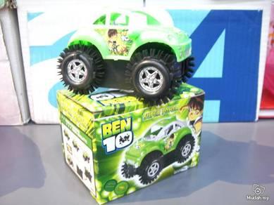 Car Toy Ben10