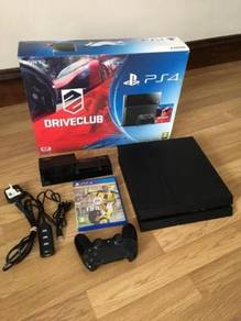 PS4 brand new sealed inside the box