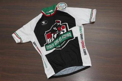 Italy GranFondo jersey by Vermarc - M