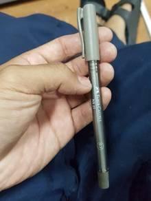 Pen hitam (swap pen merah)