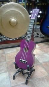 Ukulele Soprano Purple