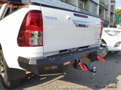 Hilux Ranger Navara D Max Triton 4X4 Rear Bumper