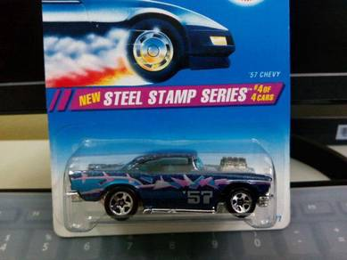 1995 Hotwheels '57 Chevy