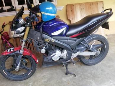 Yamaha FZ150i untuk dijual