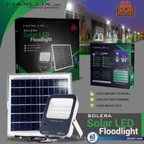 Maxlux Solera SOLAR LED Floodlight IP65 Waterproof