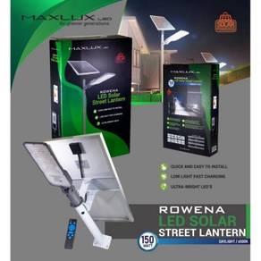 Maxlux rowena led solar street lantern 150w