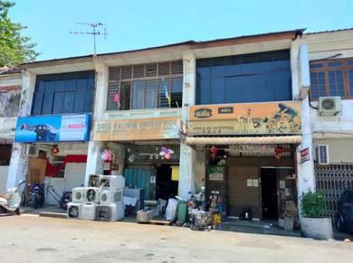 CY Choy 3 unit in row 2sty Shop House, Land 5018sf, GOOD DEAL, RARE