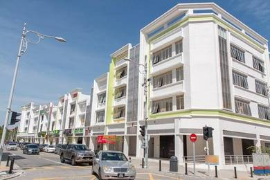 Nadi 15 Putrajaya Shoplots 3 units with ROI 4.7%