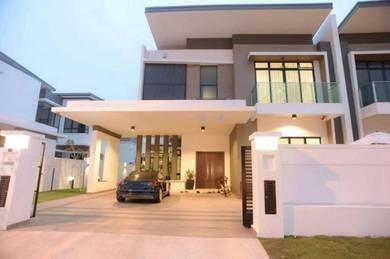 Nusa Duta, Nusajaya, Super Big Bungalow, Renovated, Good Design