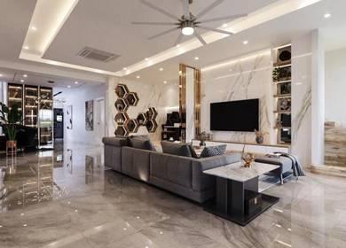 Nicely Unit Marc Residence Klcc Fully Furnish Fully Reno Next Pavilion