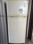 2 Doors Peti Ais Freezer LG Fridge Refrigerator
