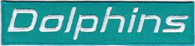 NFL Miami Dolphins TL National Football Patch