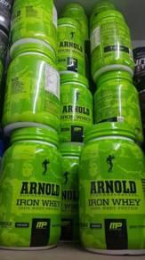Arnold iron 100% Whey protein susu bina badan