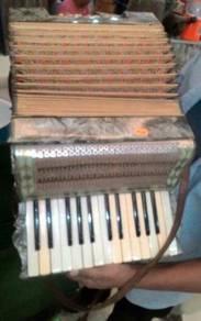 Old Vintage Music Instrument