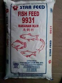 Star Feed 9931 Fish Feed 20kg 28% Protein