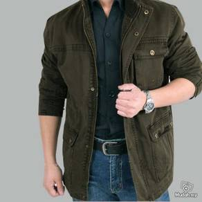 Jeep black jacket casual jacket clothers