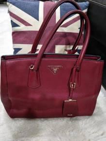 Prada Full Leather Handbag