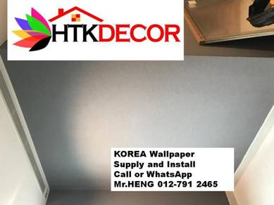 Novel Designs with Wall Paper decoration 235TA