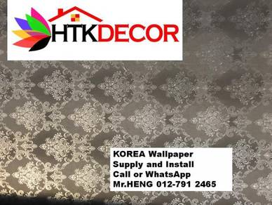 Install Wall Paper in your office 289DZ