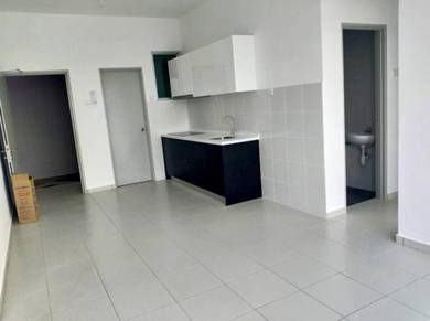 The zizz partially furnished with kitchen for rent