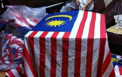 Kain Bendera Malaysia 1 Meter