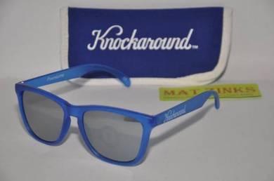Knockaround Classic Premium Navy Blue Smoke