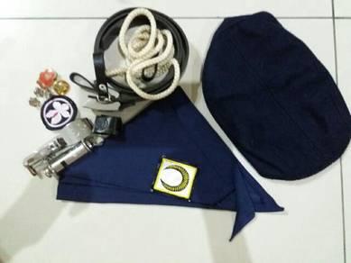 Aksesori Pandu Puteri / Guide Guide Uniform