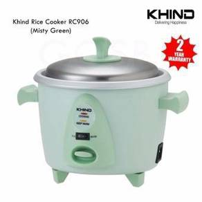 New-Khind 0.6L Rice Cooker RC806-GREEN