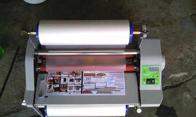 A3 roll laminator fm-360 glossy ,photo name kad