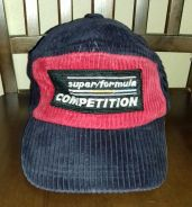 Snapback Corduroy Super/ Formula Competition