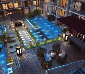 Kl jln ipoh new condo 450k guarantee return !rebate 17% !fully furnish