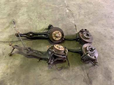 Honda dc2 type r 4 x 114.3 disc brakes set