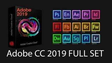 Adobe CC 2019 FULL SET Windows 64bit