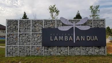 NEW LAUNCH FREE MOT Residensi Lambaian Dua Terrace House Bangi UKM