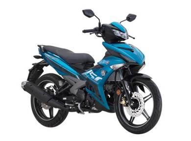 2020 Yamaha y15zr v2