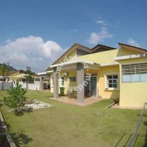 [CORNER LOT - 3,611 sqft] Single Storey Terrace NUSA INTAN Senawang