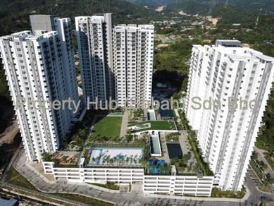 Kingfisher Inanam Condominium   Fully Furnish   Great Facilities