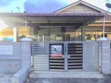Kangkar Pulai House For Rent, 3b2t Good Condition, Low Rental Deposit