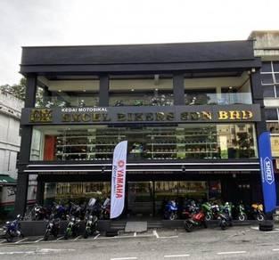 Mekanik motorsikal / foreman motorcycle