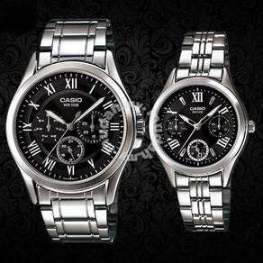 Watch - Casio Couple MTPE301D, LTPE301D - ORIGINAL