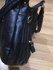Soft Leather bag / Shoulder bag
