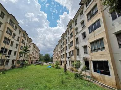 Setia Indah Low Cost Flat near Daya Austin Dato Onn Renovated Free Hol