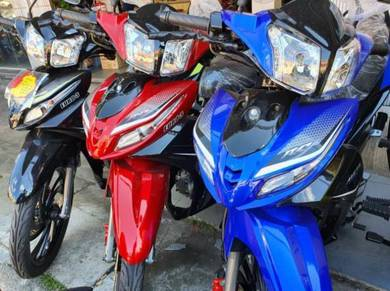 Aveta RX110 /Lagenda Raya Promotion Limited