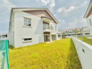 NEW END LOT 2 Storey Terrace, Serene Heights, Bangi - 4R 3B