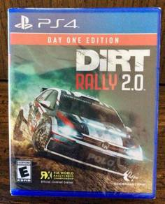 NEW AND SEALED PS4 Game Dirt Rally 2.0 (English)