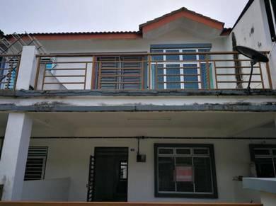 Scientex Senai double storey terrace house