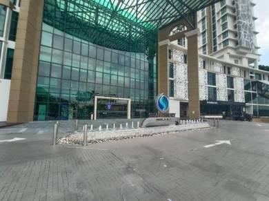 Corner Lot shop Office Space Shaftsbury Putrajaya facing alamanda