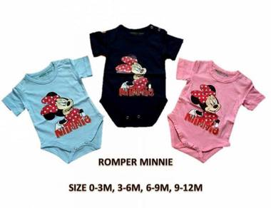 Style Charming BabyMinnie Romper